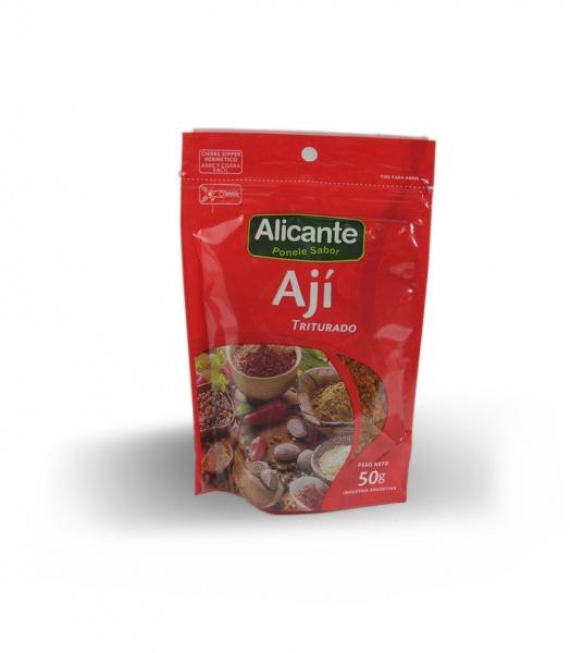 Aji Alicante - Herboldiet