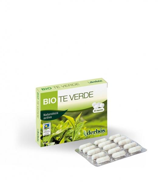 Bio Té Verde - Herboldiet