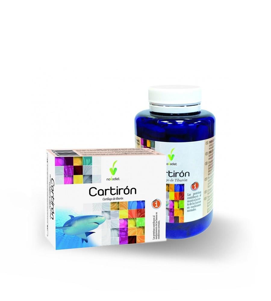 Cartiron - Herboldiet