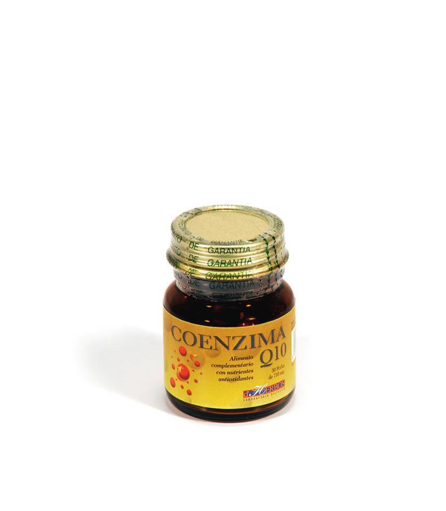 Coenzima Q10 30P - Herboldiet