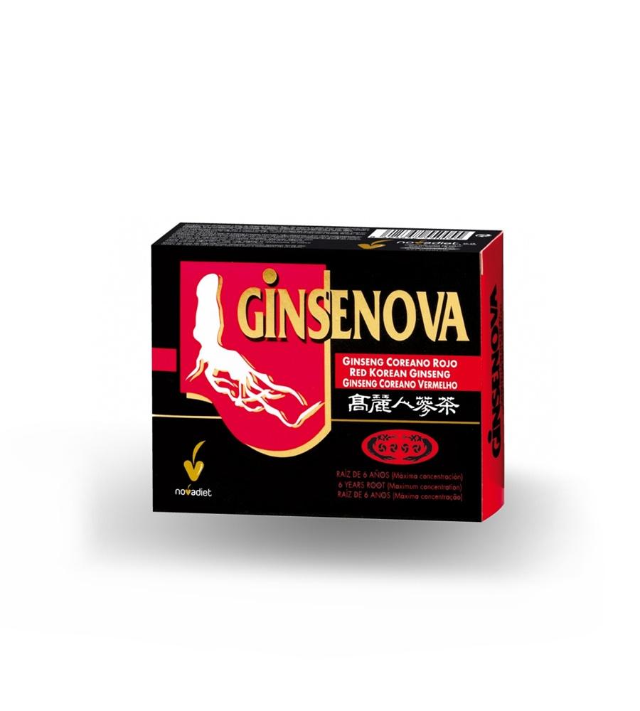Ginsenova - Herboldiet
