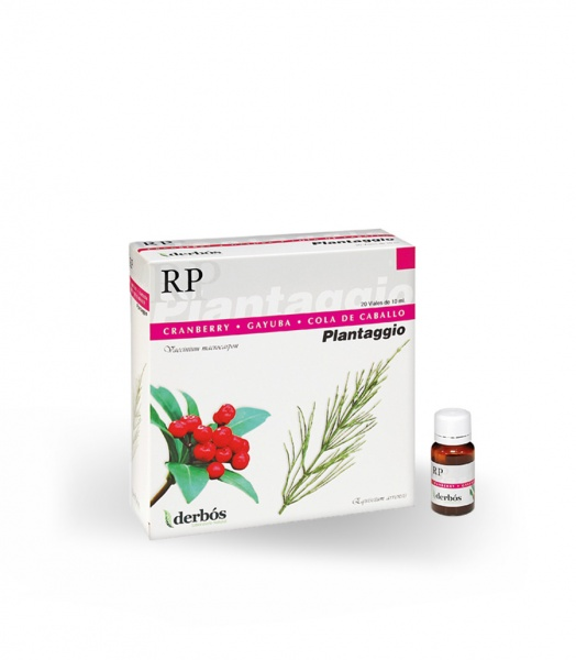 Plantaggio Rp - Herboldiet