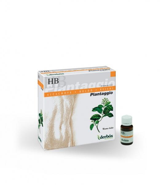 Plantaggio Hb - Herboldiet