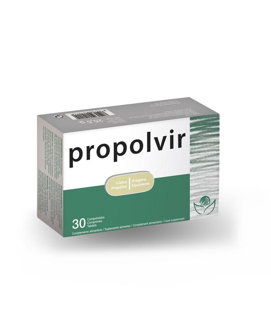 Propolvir 30 - Herboldiet