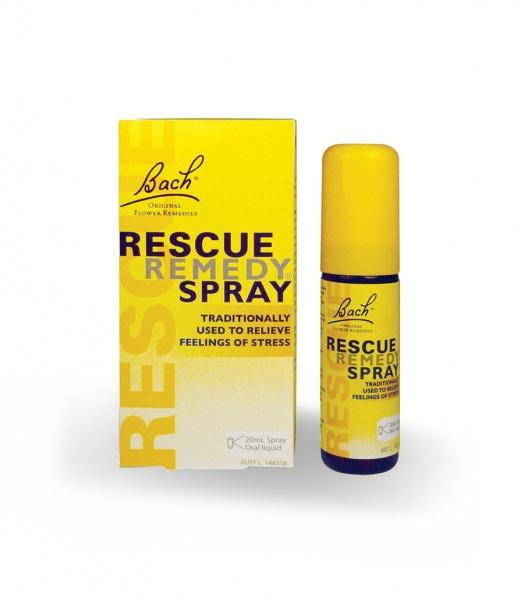 Rescue Remedy Spray - Herboldiet