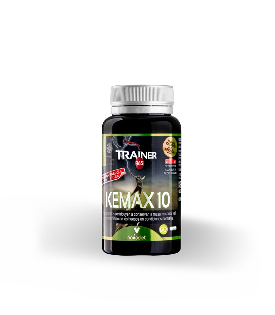 Trainer Kemax 10 - Herboldiet