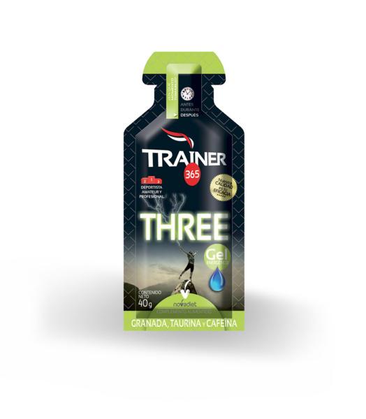 Trainer Three Gel - Herboldiet