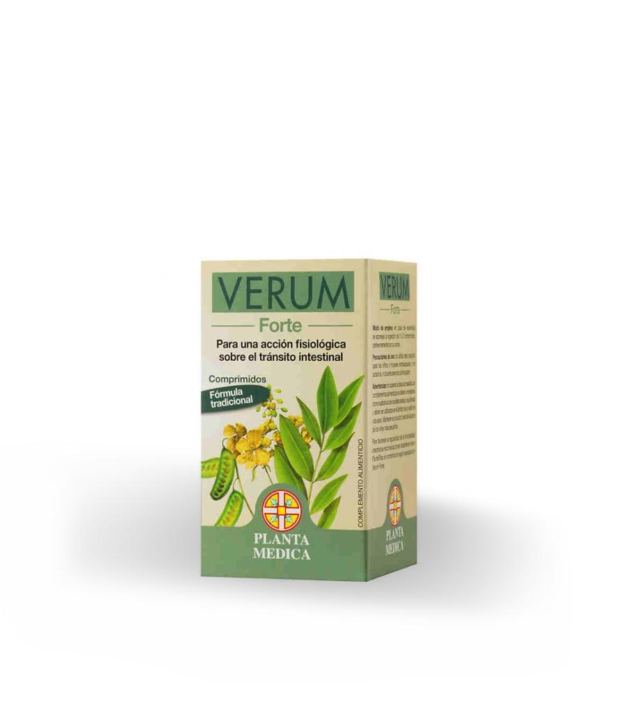 Verum Forte - Herboldiet